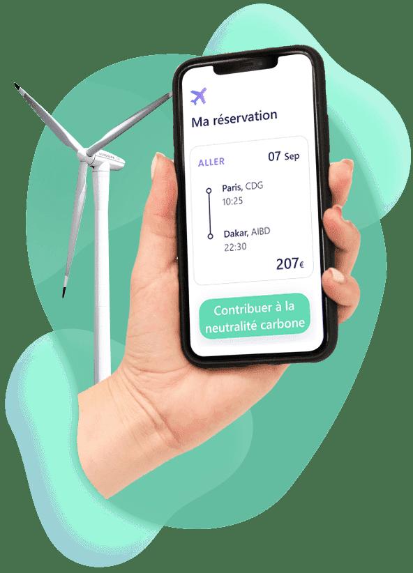 contribution-neutralite-carbone-application-voyage-affaires
